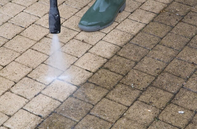 pearland patio cleaning