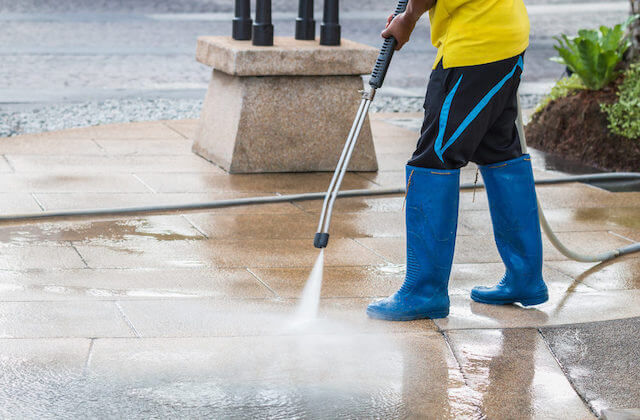 commercial cleaning pearland