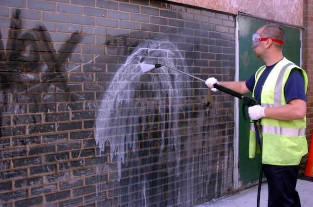 graffiti removal in pearland